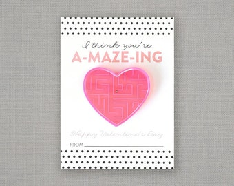 Amazing Classroom Valentine  - Digital File