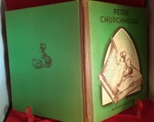 Book Peter Churchmouse by Margot Austin First Edition 1941