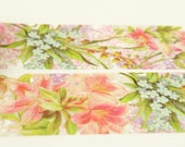 Wallflower - Japanese Washi Masking Tape - 35mm wide - 11 Yard