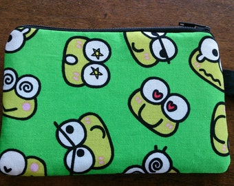 Keychain Coin Pouch - Keroppi