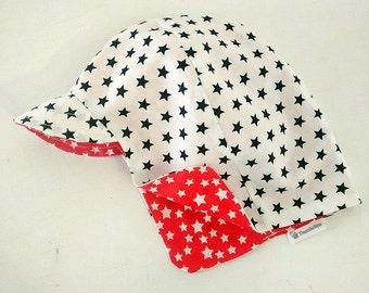 Childrens Sun Hat, Reversible Sun Hat, Toddler Sun Hat, Kids Beach hat, Summer Hat, Kids Sunhat, Kids Hats