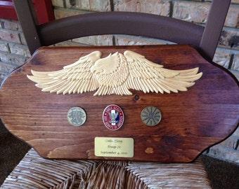 Eagle Scout Plaque #4