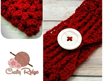 River Headband Pattern by Crafty Ridge - Pattern Only