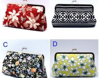 BIG SALE - Large clutch purse (GP13)