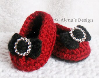 Crochet Pattern 150 Crochet Shoes Pattern for 18 inch Doll Holiday Doll Shoes for American Doll 18 inch Dolls Crochet Slippers Gift for Girl