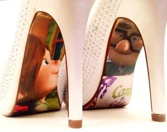 Pixar UP Heels