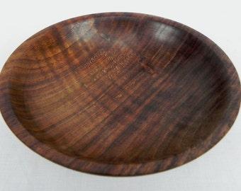 Wood Bowl - Black Walnut, 515