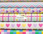 Sweet Remix Bundle from Robert Kaufman's Remix Collection by Ann Kelle