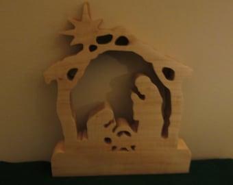 Mantle/Table/Shelf Nativity