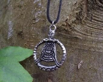 Goddess Freya 's pendant