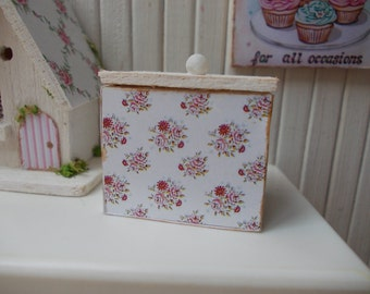 wooden box, shabby chic, the 1.12