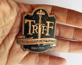 PRE-ORDER: TRFF Logo Pin
