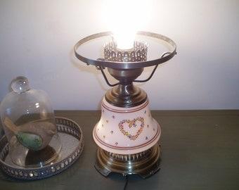 Vintage Quoizel GWTW Hurricane Electric Lamp - 1978 - C-265BA