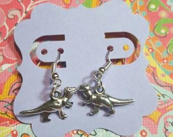 SALE Dinosaur Dash Earrings