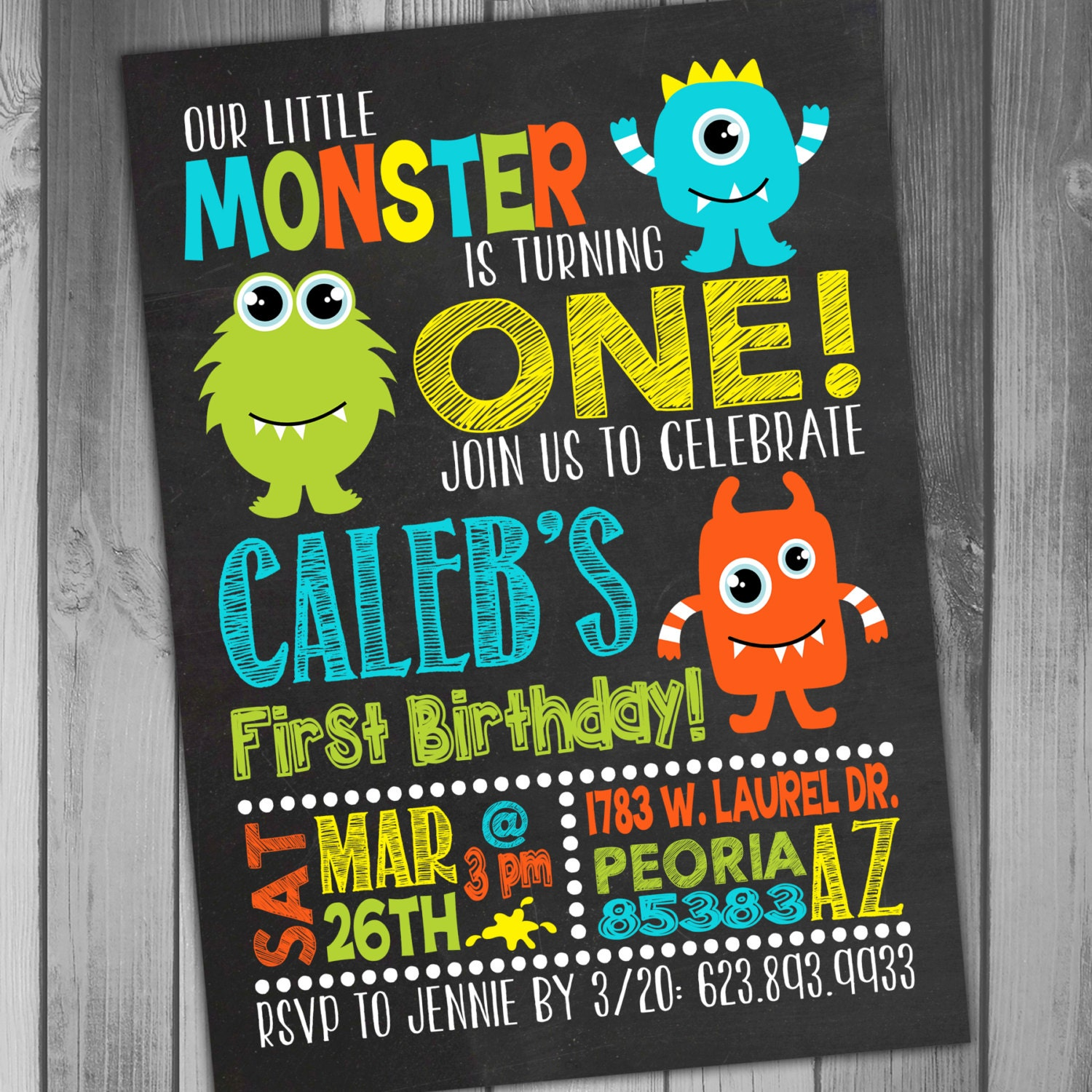 Monster party – Monster Party Invites