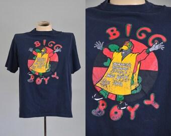 90s BIGG BOYY Hip Hop Que Rifa Prophets Teaching Others T Shirt