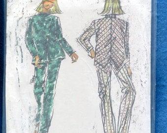 Paw Prints 1011  Modern Samurai Shirt & Pants Sizes XS to 5XL