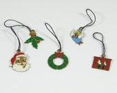 Dollhouse Christmas Ornaments Miniature Christmas Ornaments Vintage Christmas Ornaments 12th Scale Christmas Ornaments Mini Tree Ornaments