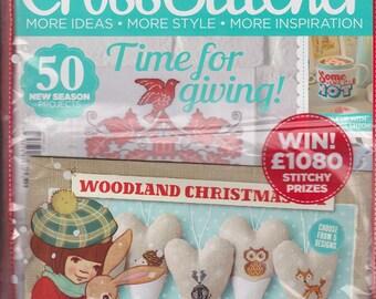 Cross Stitcher Magazine Issue 284 October 2014