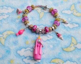 READY TO SHIP, Princess Bubblegum Sweets Bracelet
