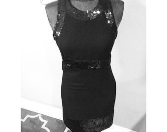 1960s Little Black Dress in XS