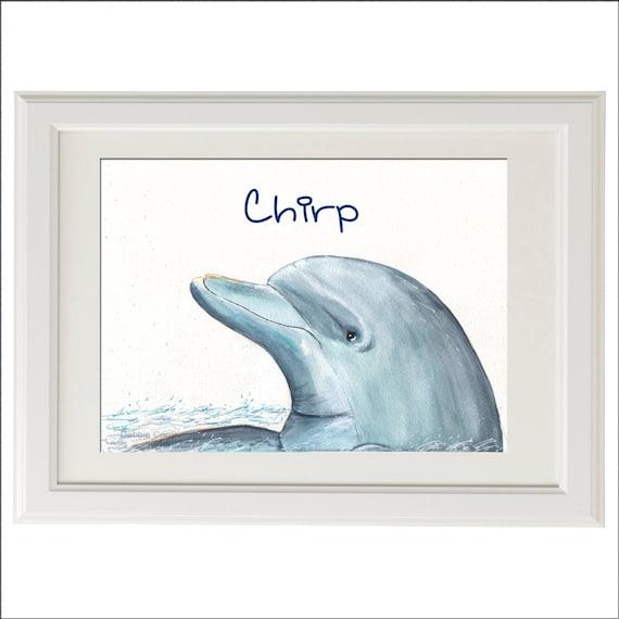 Under water nursery decor kid 39 s bathroom dolphin whale for Dolphin bathroom design