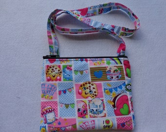 Kid's Crossbody Bag: Shopkins