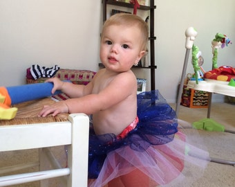 American Holiday inspired Tutu