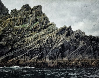Hermits and Heretics, Islands, Skelligs Ireland, Travel