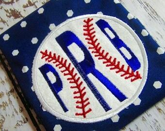 applique baseball monogram embroidery design, applique baseball, embroidery baseball, applique monogram baseball instant download design