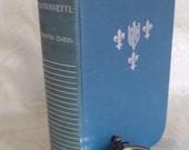 """Vintage book """"Marie Antoinette"""" by Stefan Zweig"""