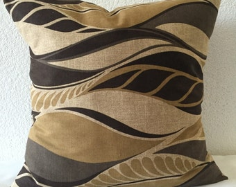 2 Pillow Covers 18x18inch-Free US Shipping - Richloom Home Decor Fabric