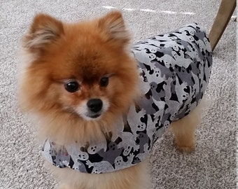 Ghostly Pet Jacket