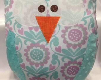 Owl Pillow - Ready to Ship!