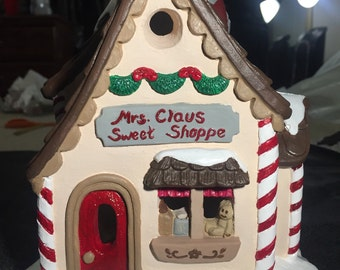Mrs claus sweet shoppe