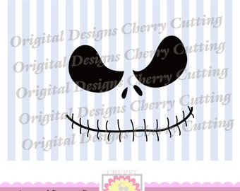 Nightmare before Christmas,Nightmare SVG, Halloween SVG, Silhouette Cut Files, Cricut Cut Files DIGICUT03 -Personal and Commercial Use