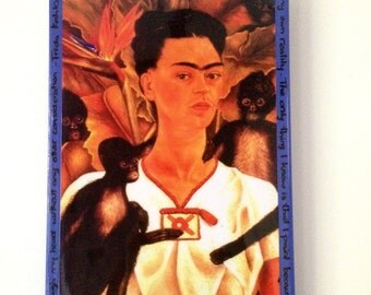 Frida Kahlo Wall tile Plaque
