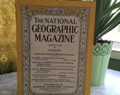 August 1929, Vintage Magazine, National Geographic, Vintage Photography, Vintage Photos