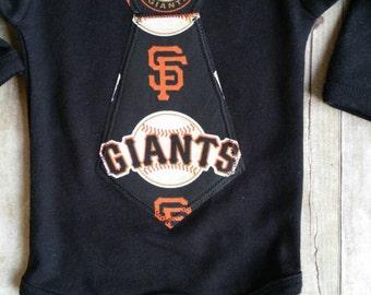 San Francisco Giants  Inspired Shirt