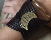 I love you to the moon abd back bracelet