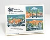 Portland Notecard Set - f...