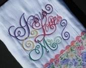 Jesus Loves Me burp cloth; girl burp cloth; religious burp cloth; bible verse burp cloth