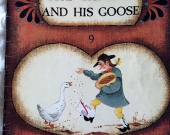 The Farmer and His Goose volume 9 Milly Smith Craft Pattern Book Tole Painting Rosmaling
