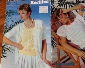 BEEHIVE - LOOKING GOOD - Pattern booklet
