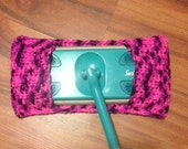 Swiffer Covers, Swiffer Pads, Eco-Friendly Pad, Re-useable Cleaning Pads, Swiffer Mop, Dust Pad, Swiffer Duster, Go Green, Cleaning, Crochet