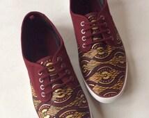 Men 's African Shoes