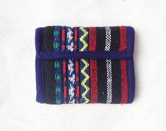 Handmade Tribal Short  Wallet