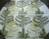 Vintage Swedish - Somo - cotton fabric - Borås Wäfveri - Maija Isola - two pieces