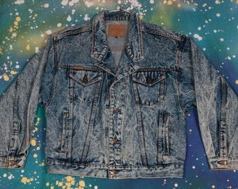 BROWN'S 1980's Denim Jacket Size M