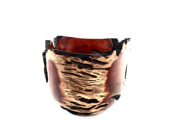 Brasil Natural Edge Wood Bowl No 160409